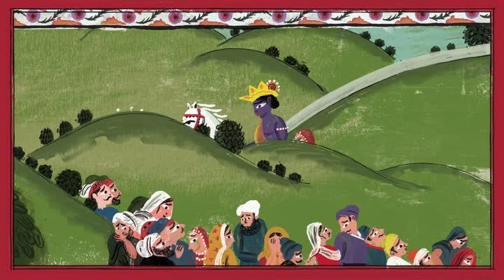 인도의 서사시 - 라마야나